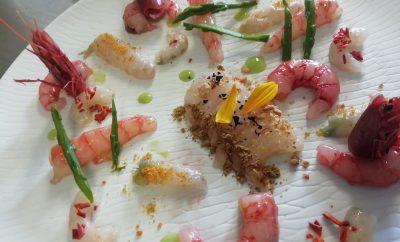 Alicina Hosteria Porto Ercole seafood restaurant