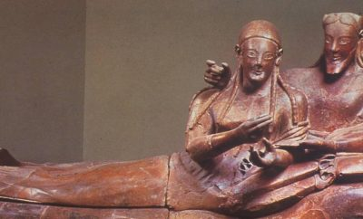 Etruscans in Tuscany