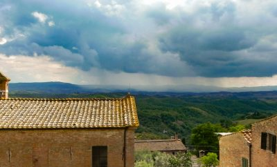 Weather in Tuscany in °C